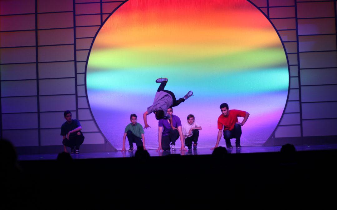 Kurs i Breakdance!