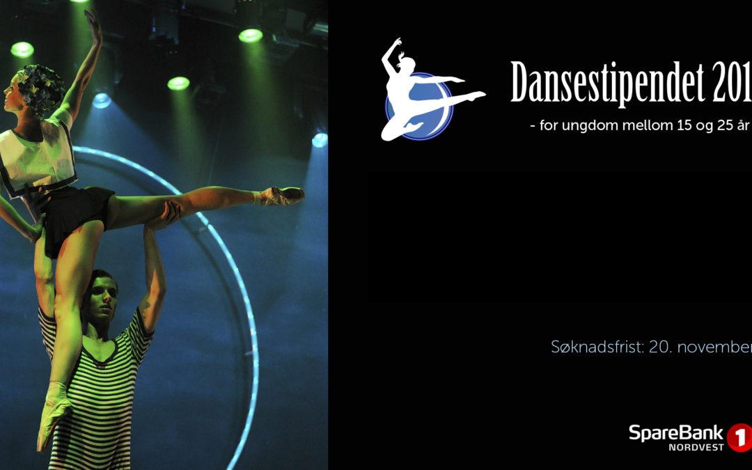 Søk Dansestipendet 2017!