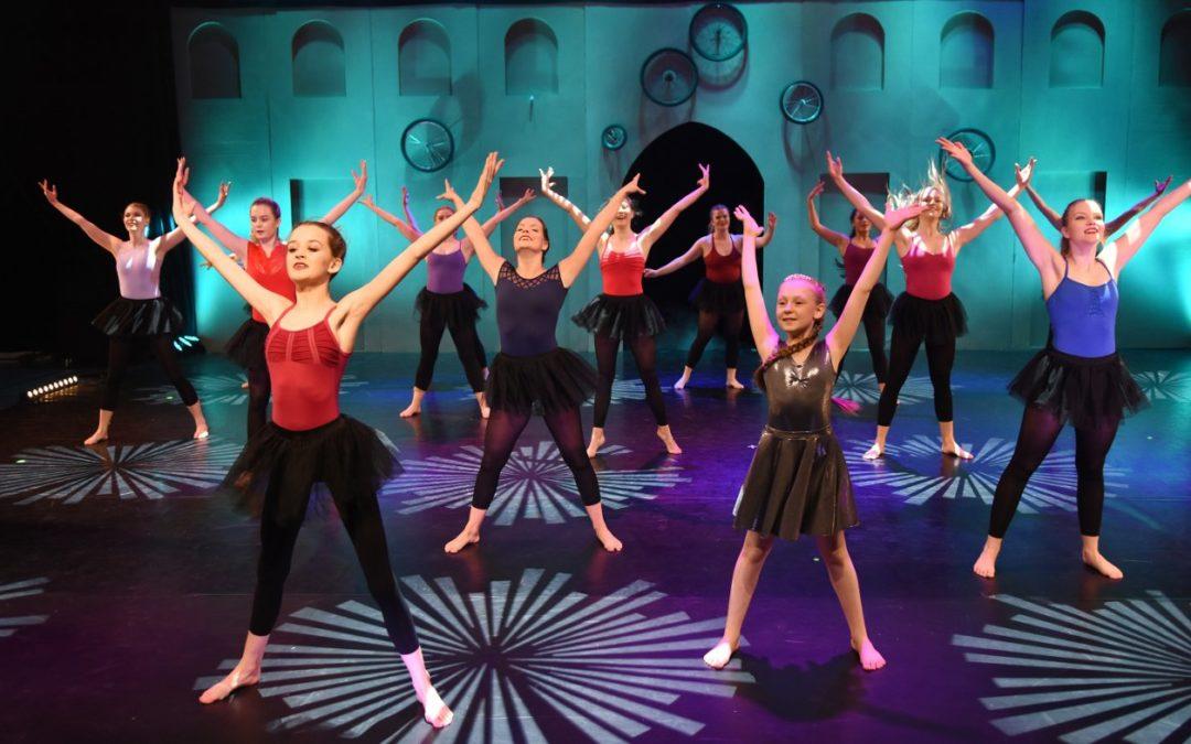 Gratulerer til våre dansere!
