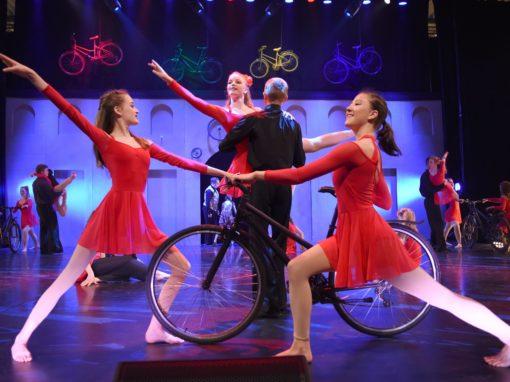 Jenta på sykkelen – 2018 Sommerforestilling