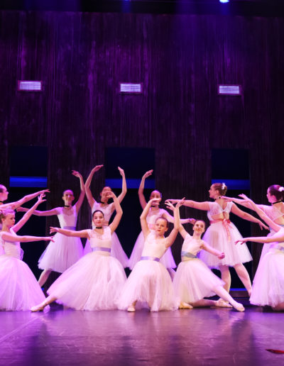 Nydelig Klassisk koreografi