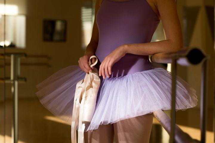 Salgsdag av brukt danseutstyr!